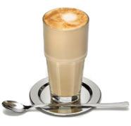 kaffe latte vanilj recept
